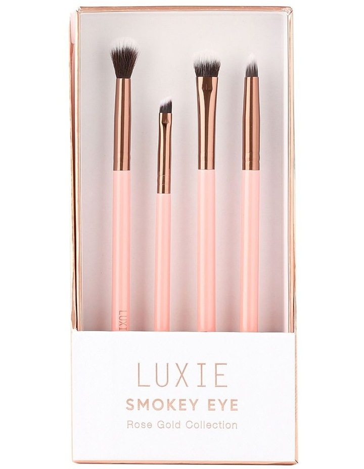 Smokey Eye Brush Set Rose Gold image 2