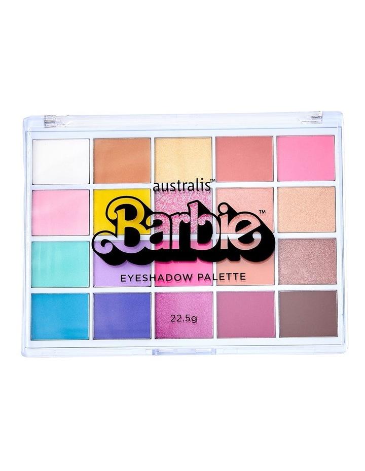 Barbie Eye Shadow Palette image 1