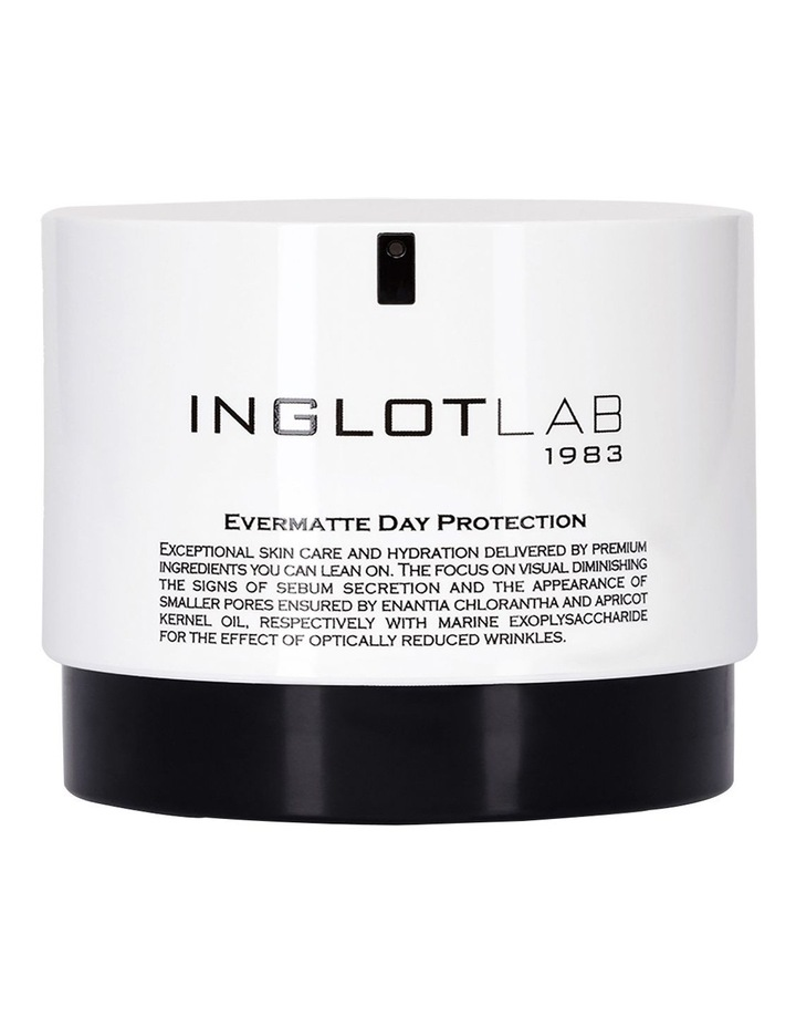 Evermatte Day Protection Face Cream image 1