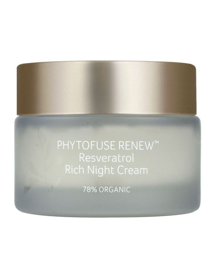 Phytofuse Renew Resveratrol Rich Night Cream image 1