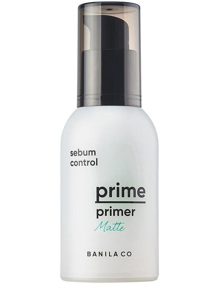 Prime Primer Classic Matte 30ml image 1