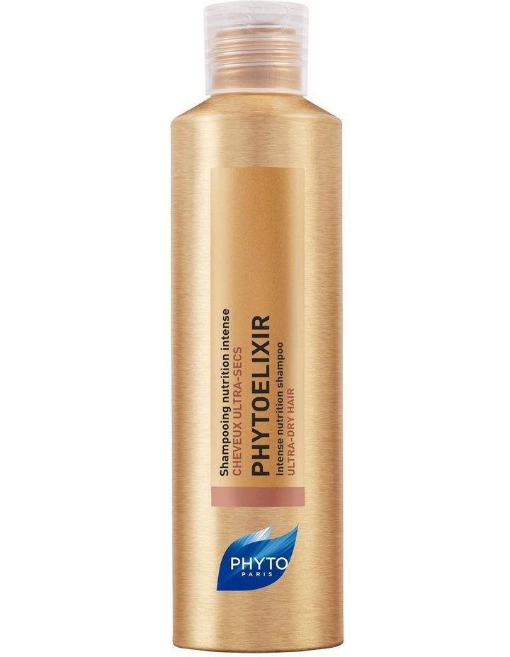 PhytoElixir Intense Nutrition Shampoo 200ml Bottle image 1