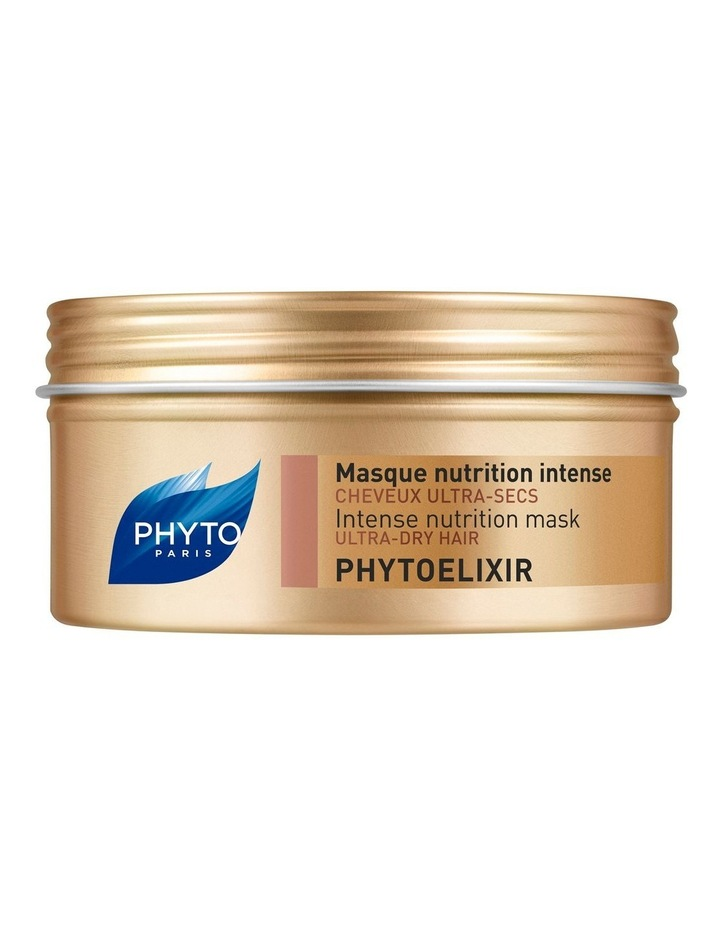 PhytoElixir Intense Nutrition Mask 200m Jar image 1