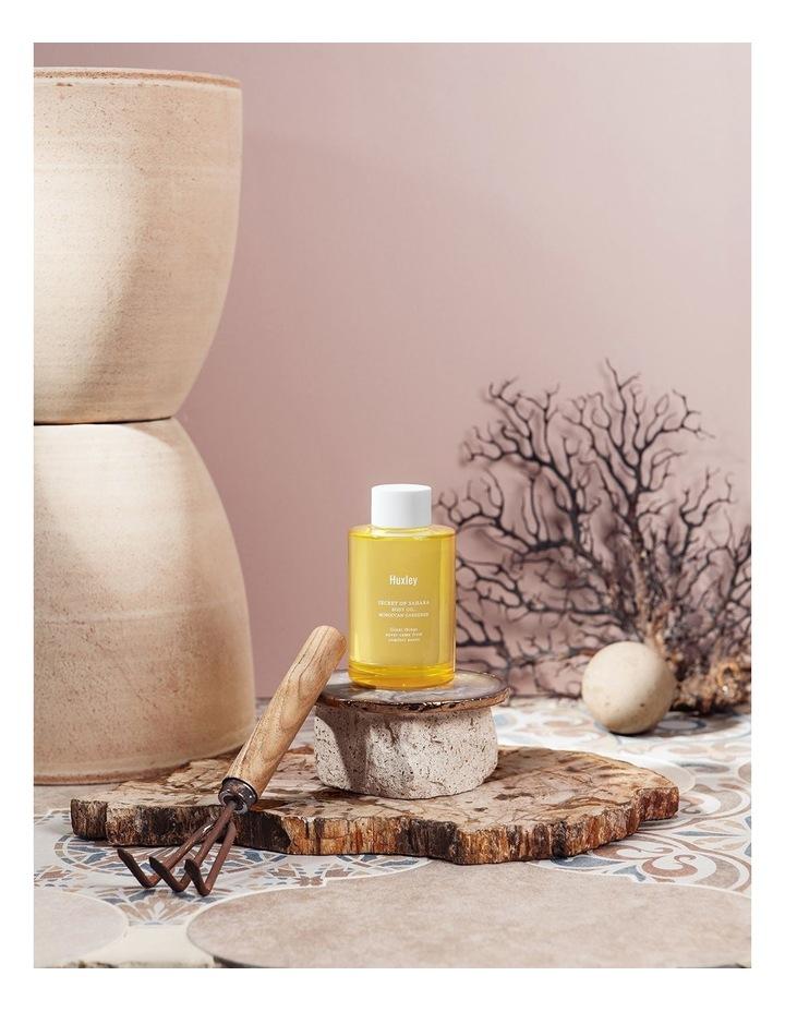 Body Oil ; Moroccan Gardener 100ml image 3