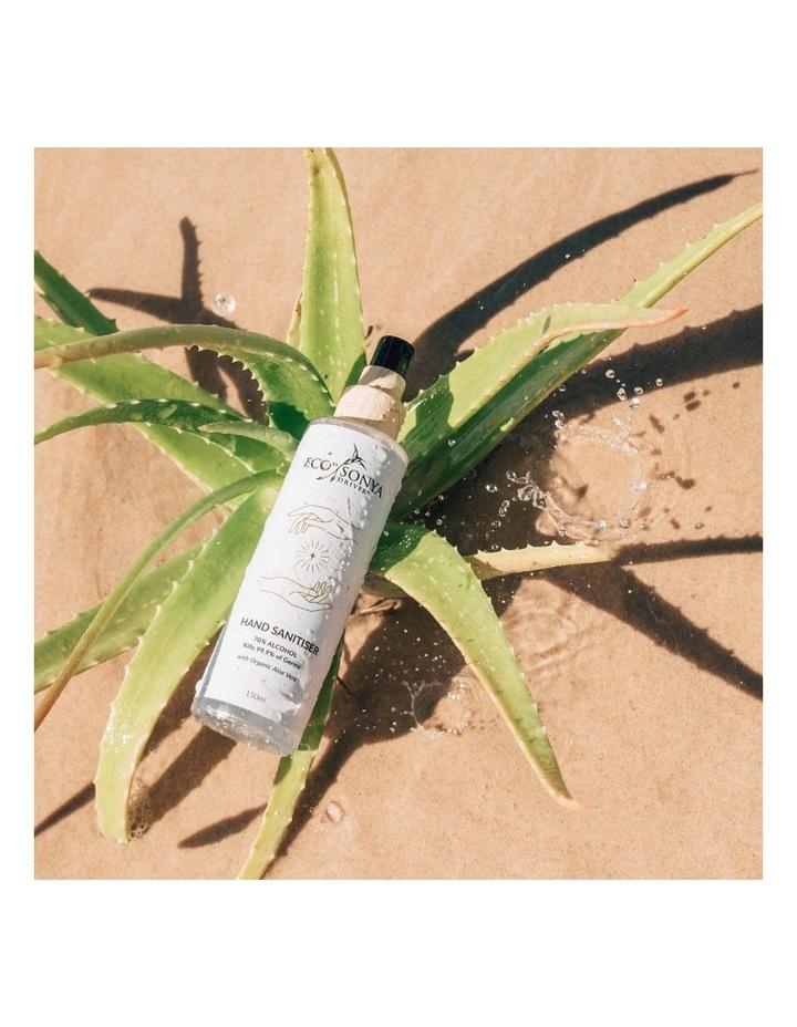 Hand Sanitiser with Organic Aloe image 4