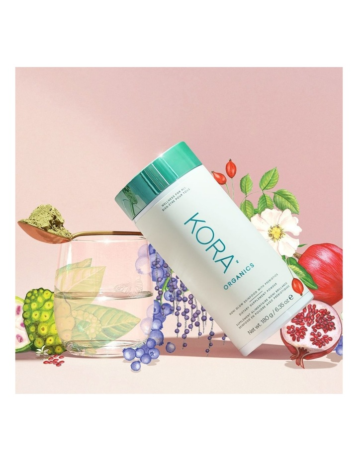 Noni Glow Skinfood w/Prebiotics -  JAR image 5