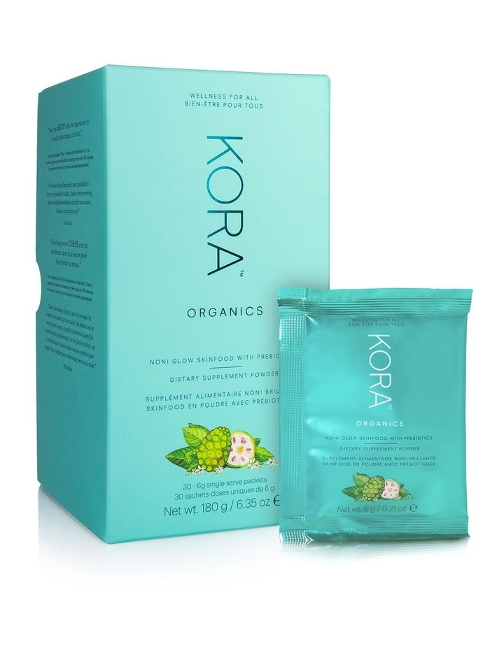 Noni Glow Skinfood w/Prebiotics - 30  Pack image 1