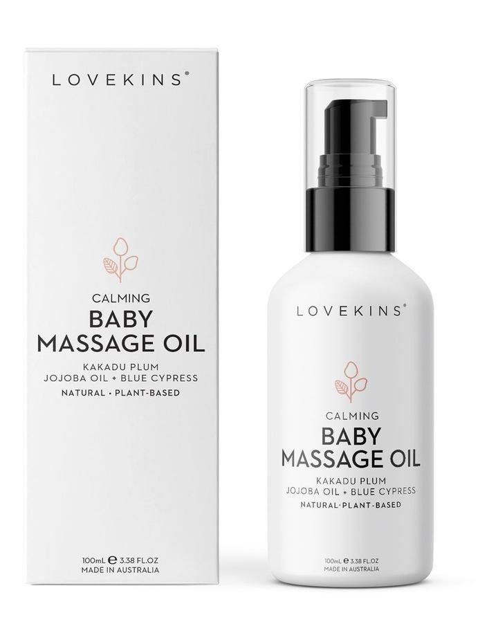Baby Massage Oil 100ml image 1