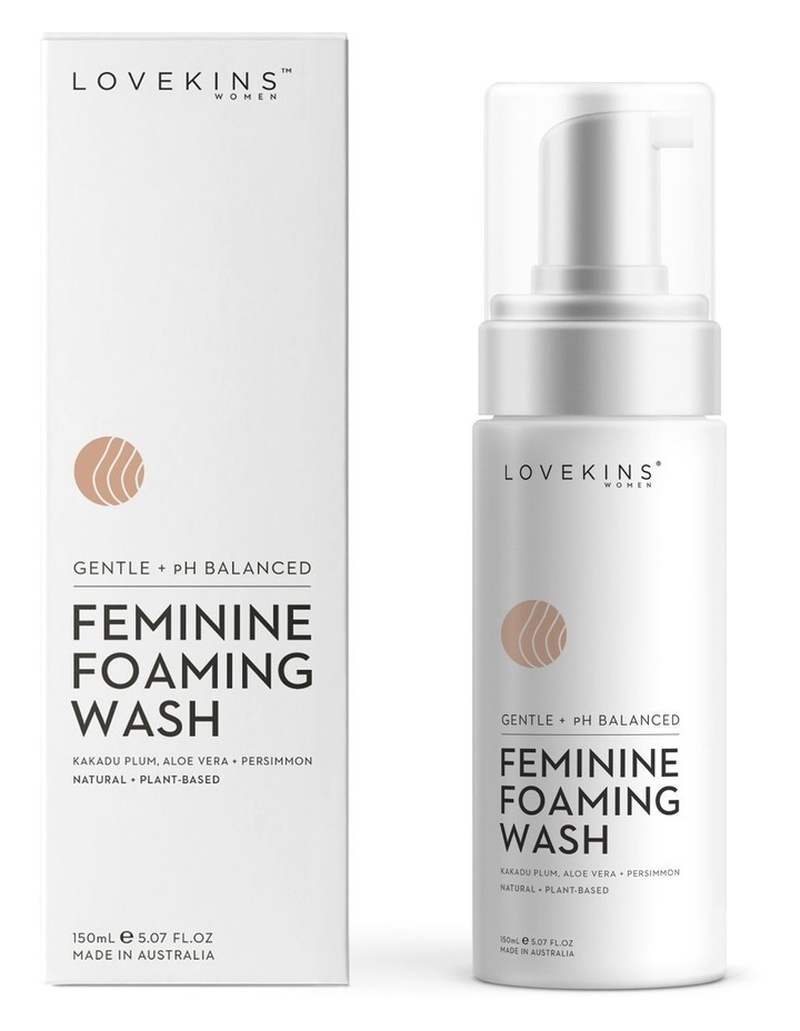 Feminine Foaming Wash 150ml image 1