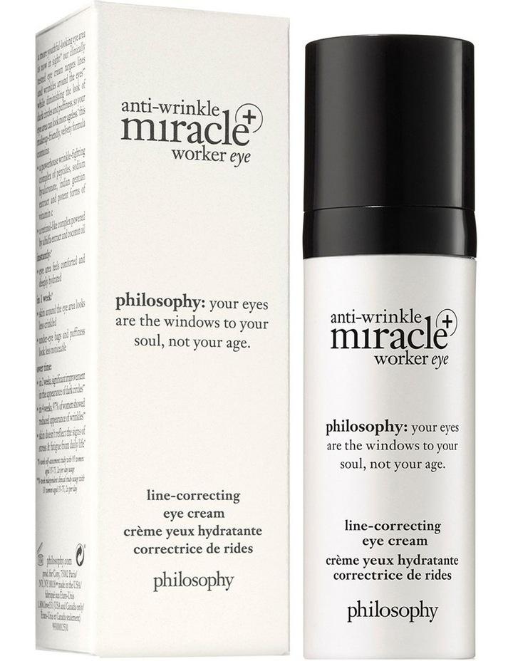 Anti-Wrinkle Miracle Worker   Line Correcting Eye Cream image 2
