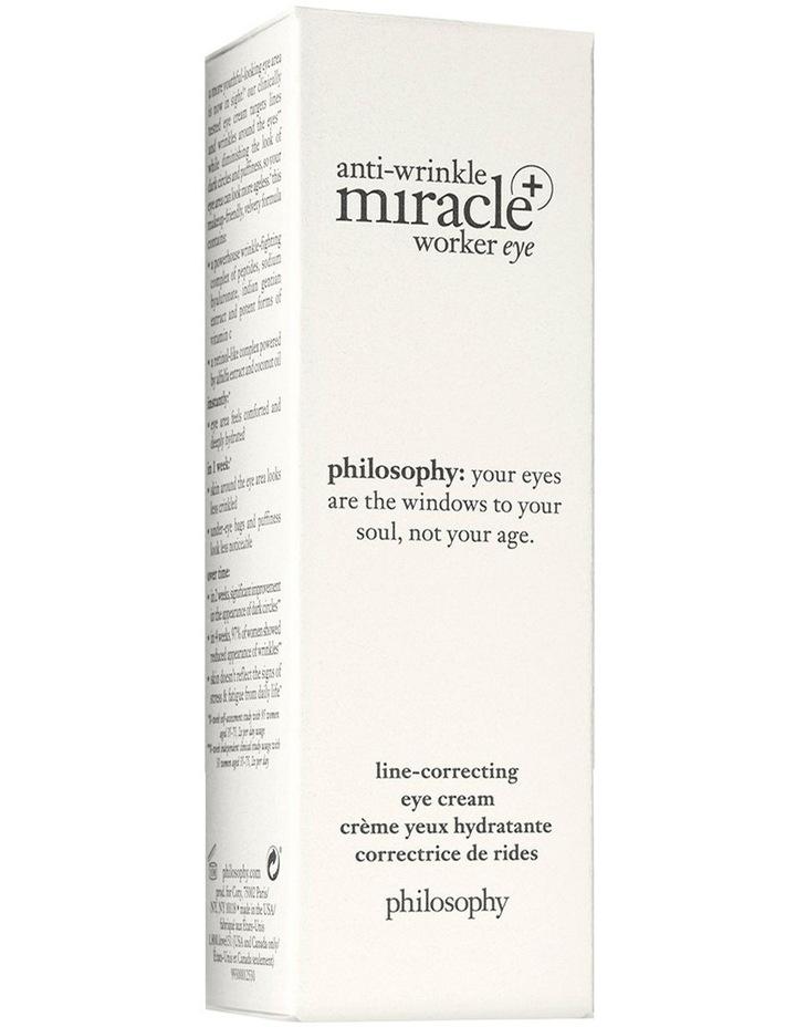 Anti-Wrinkle Miracle Worker   Line Correcting Eye Cream image 3