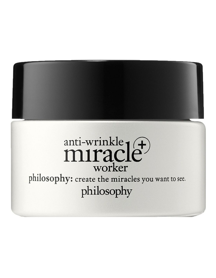 Anti-Wrinkle Miracle Worker   Line Correcting Moisturiser image 1