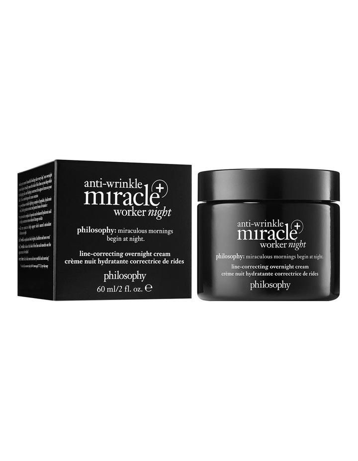 Anti-Wrinkle Miracle Worker   Line Correcting Overnight Moisturiser image 3