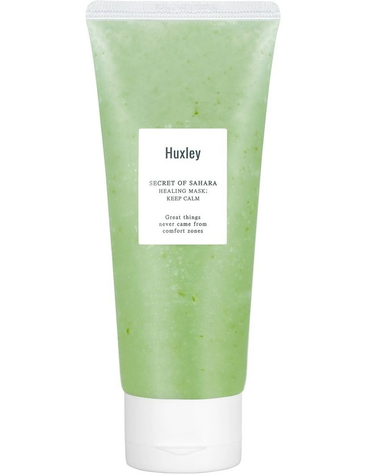 Huxley Healing Mask ; Keep Calm 120g image 1