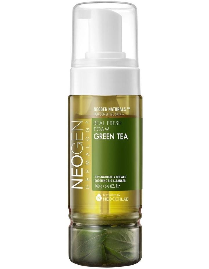 Foam Green Tea 160g image 1