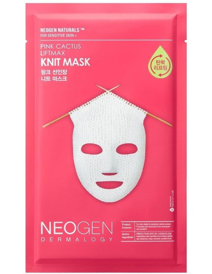 Pink Cactus Knit Mask 60ml image 1