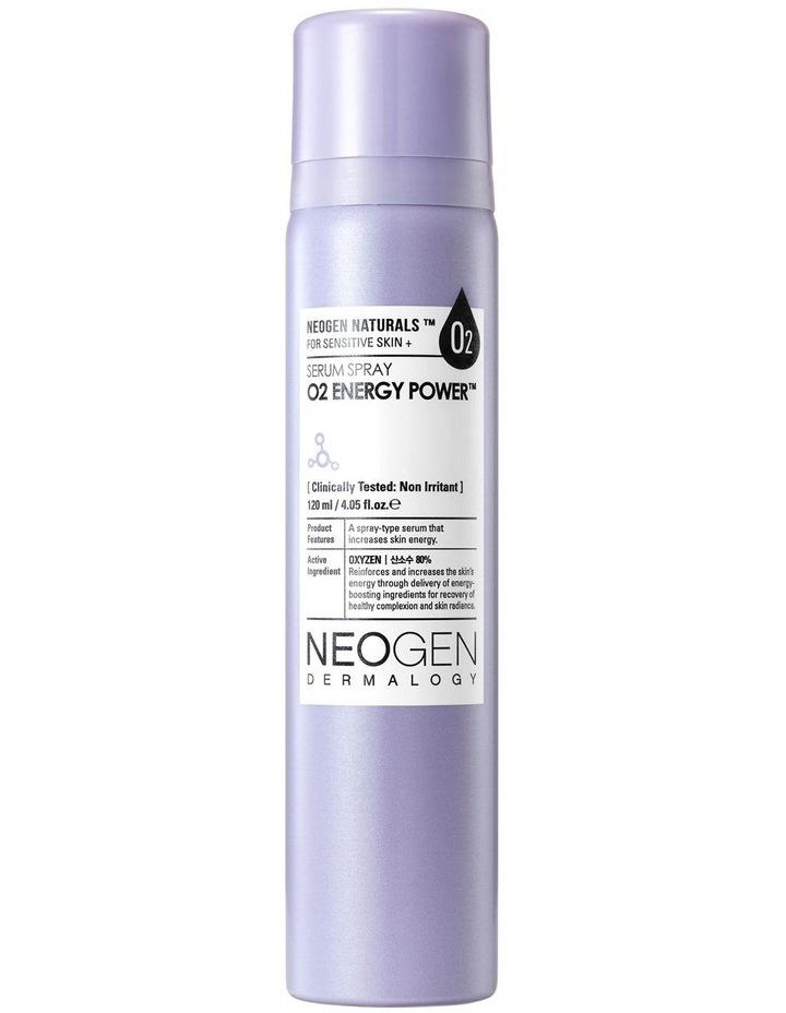 Dermalogy O2 Serum Spray 120ml image 1