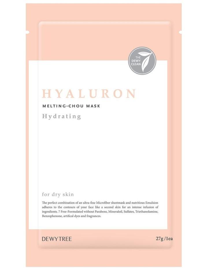 Hyaluron Melting-Chou Mask image 1