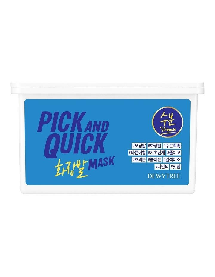 Pick And Quick Refreshing Aqua Mask- 30 Sheets image 2