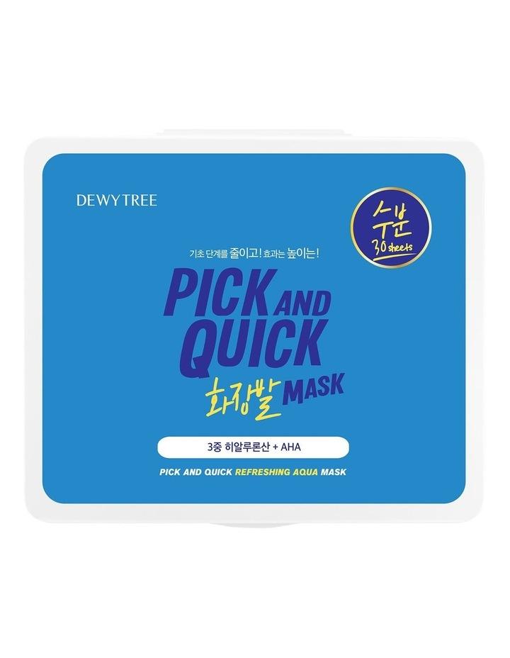 Pick And Quick Refreshing Aqua Mask- 30 Sheets image 3