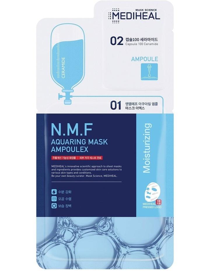 N.M.F Aquaring Mask Ampoulex- 2 Step Mask image 1