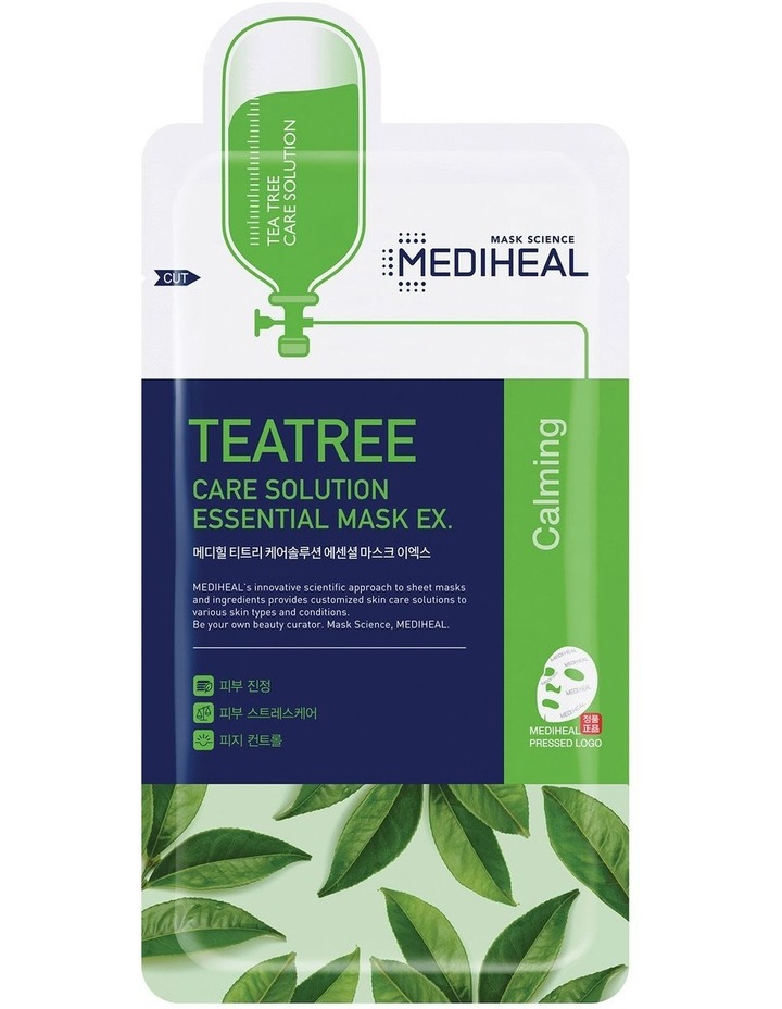 Teatree Care Solution Essential Mask Ex image 1