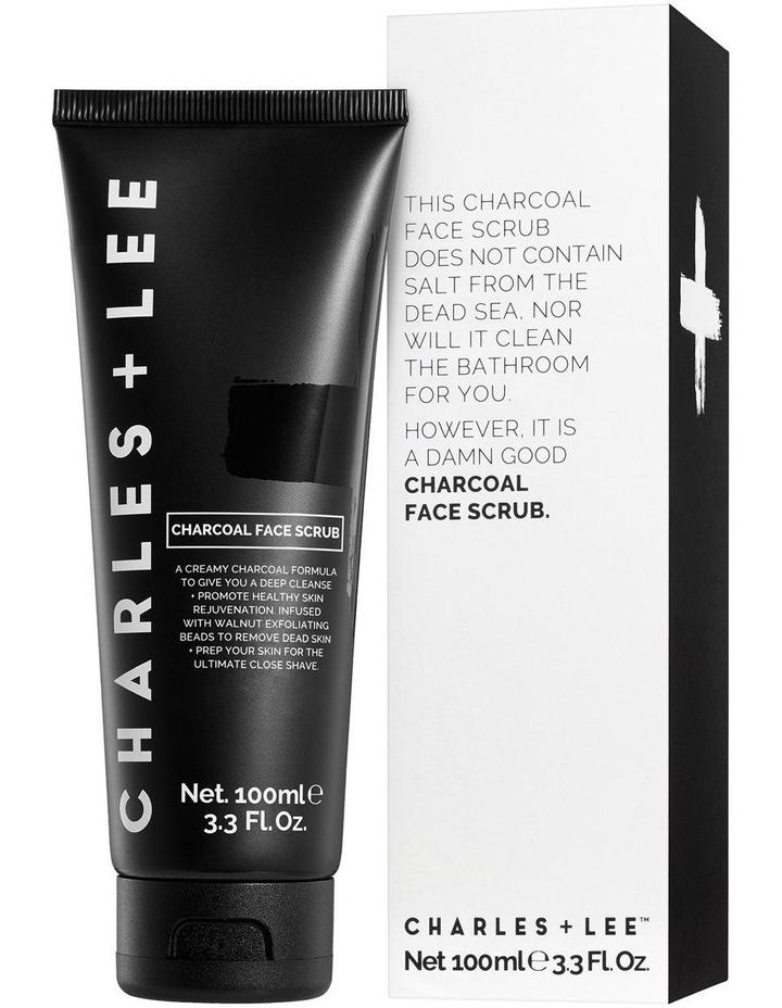 Charcoal Face Scrub image 1