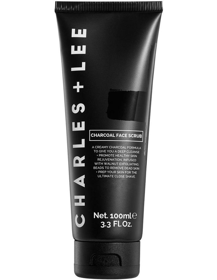 Charcoal Face Scrub image 2