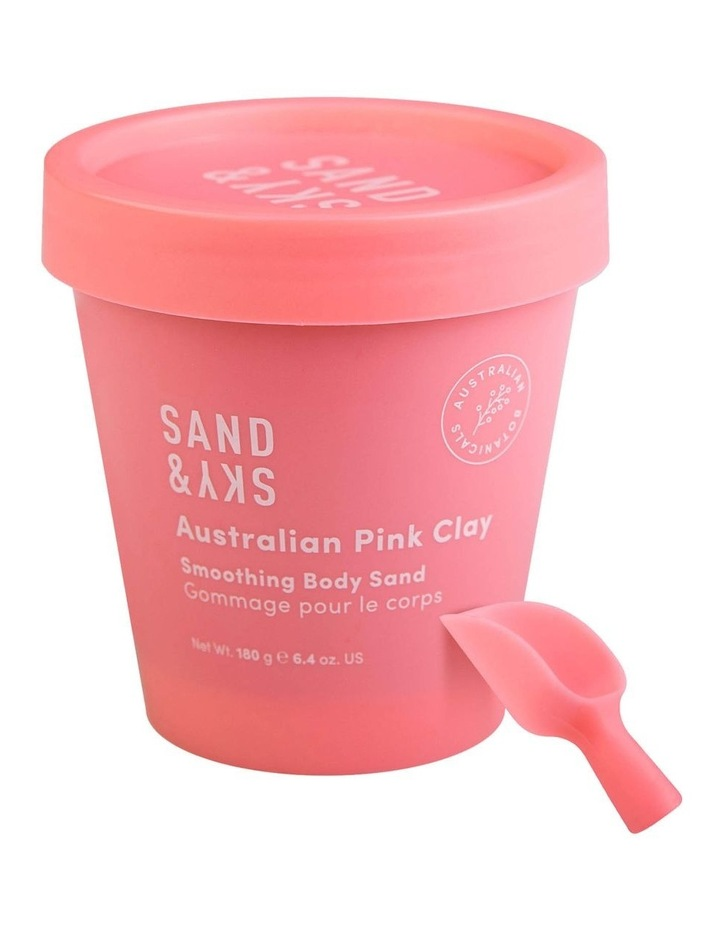 Australian Pink Clay - Smoothing Body Sand image 2
