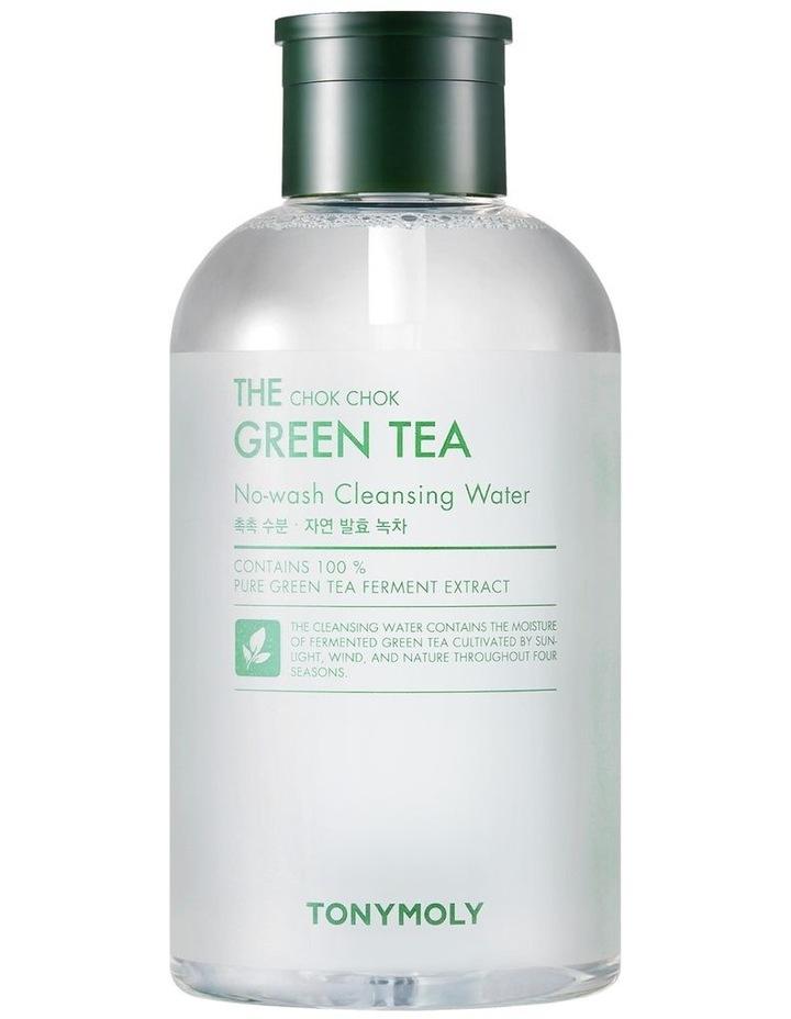 The Chok Chok Green Tea No-Wash Cleansing Water 700ml image 1