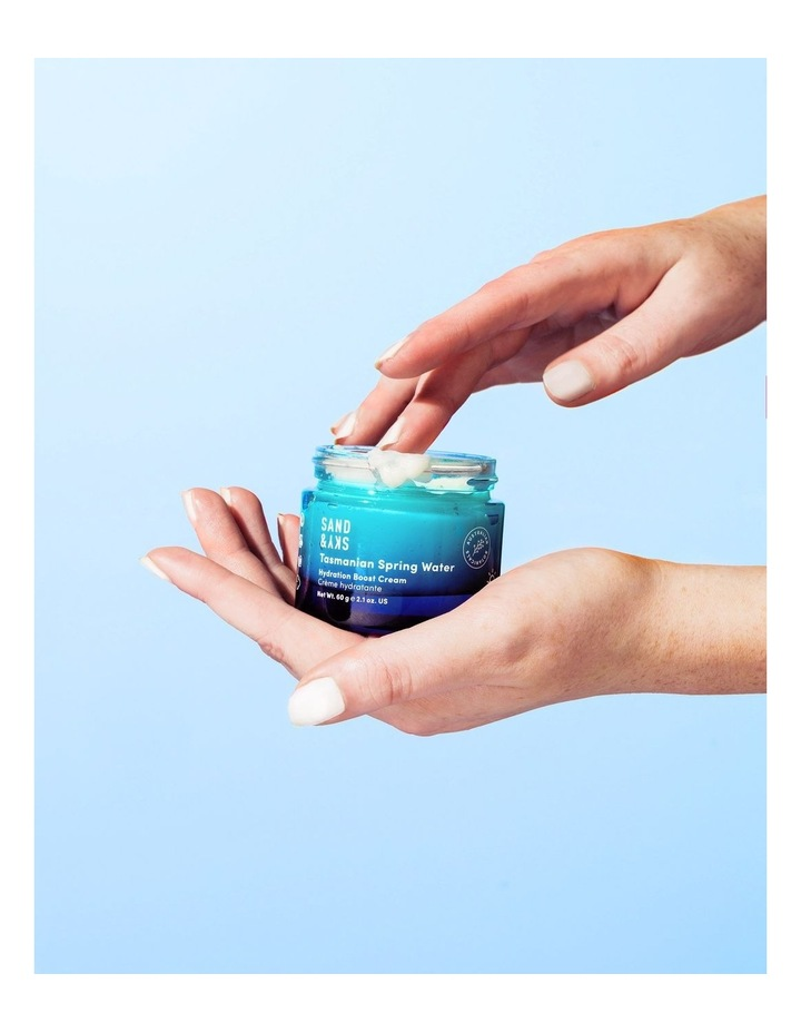 Tasmanian Spring Water - Hydration Boost Cream image 5