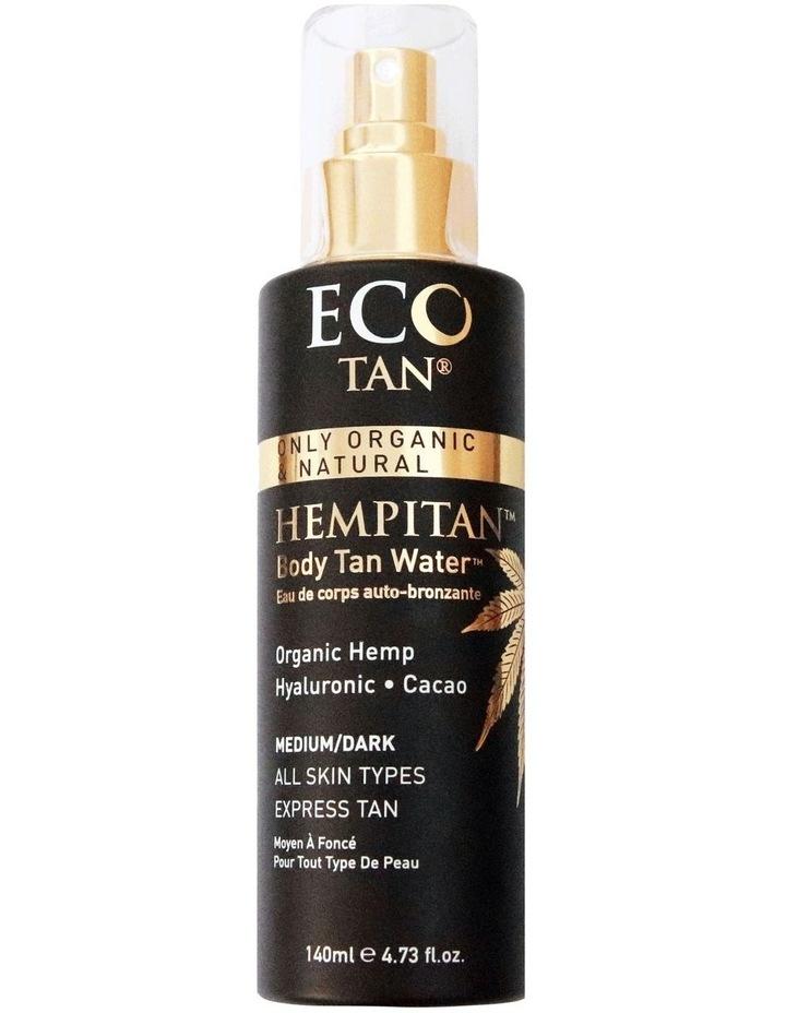 Hempitan Body Tan Water 140ml image 1
