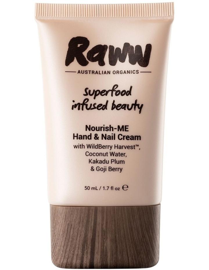 Nourish-ME Hand & Nail Cream 50ml image 1