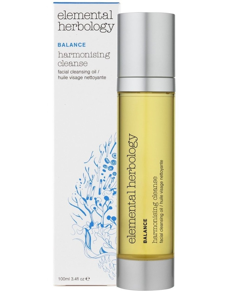 Harmonising Cleanse - Facial Cleansing Oil image 1