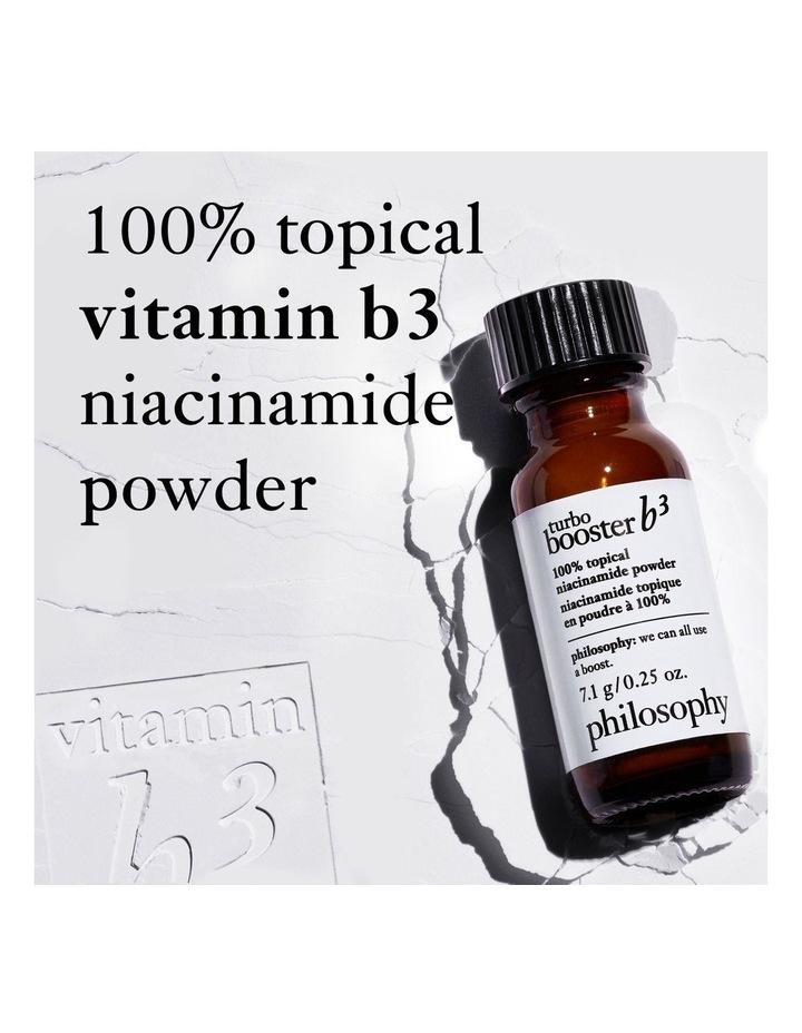 Turbo Booster Vitamin B3 image 3