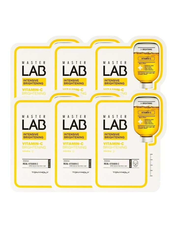Master Lab Vitamin C Mask Set 5+1 image 1