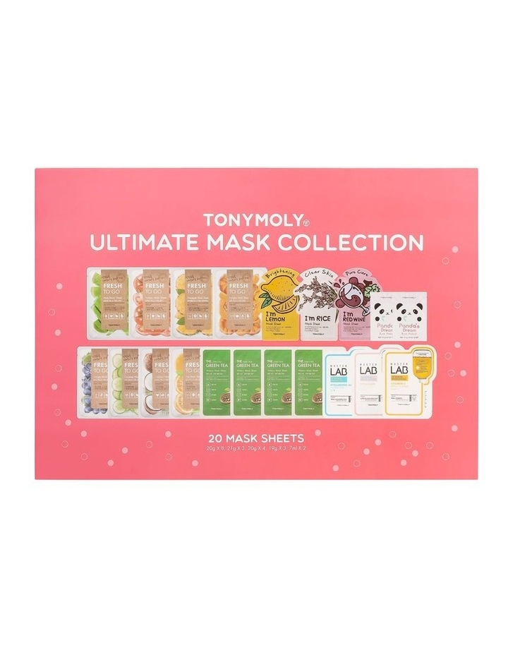 Ultimate Mask Collection image 1
