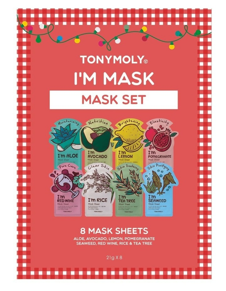I Am Mask Set image 1