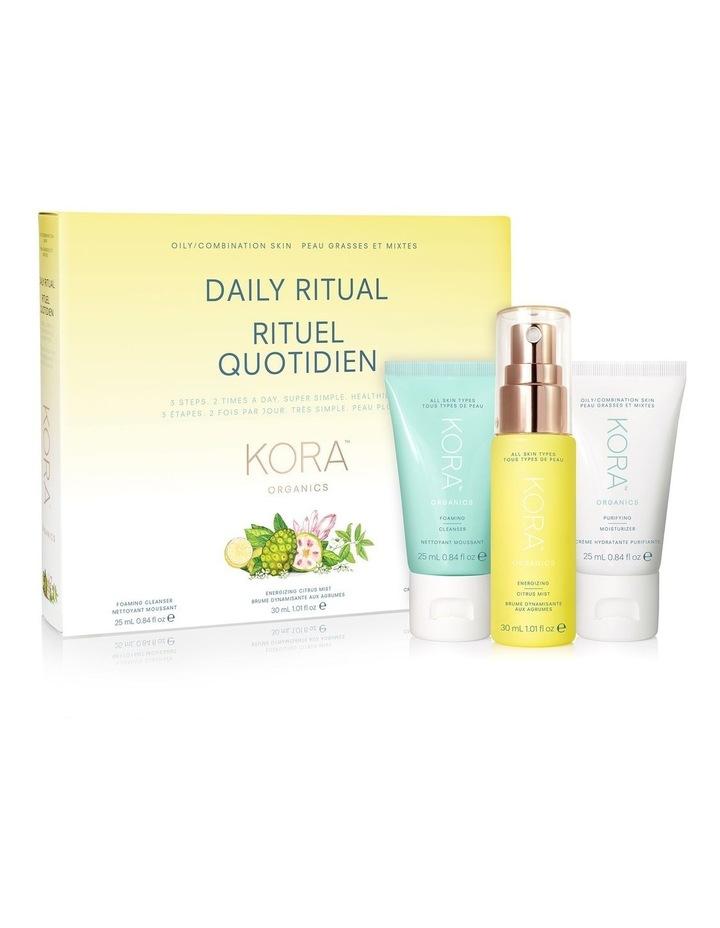 Daily Ritual Kit - Oily/Combinaton image 1