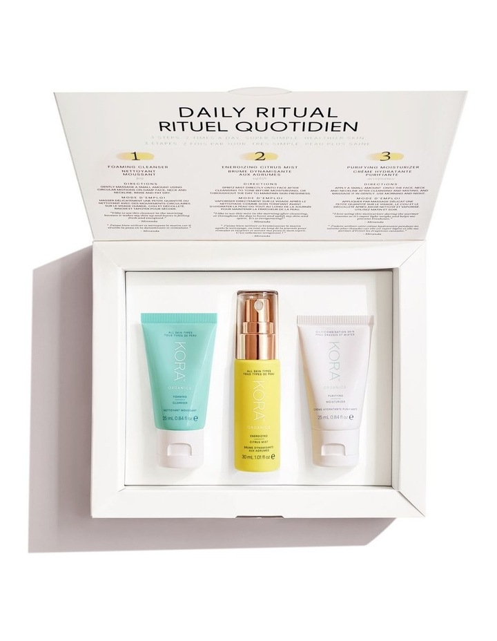 Daily Ritual Kit - Oily/Combinaton image 3