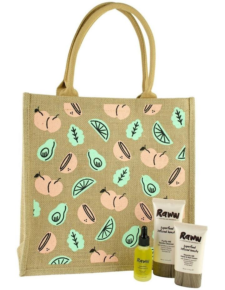 Super Shopper Jute Tote Pack image 1