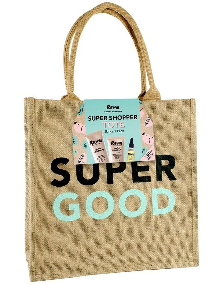 Super Shopper Jute Tote Pack image 2
