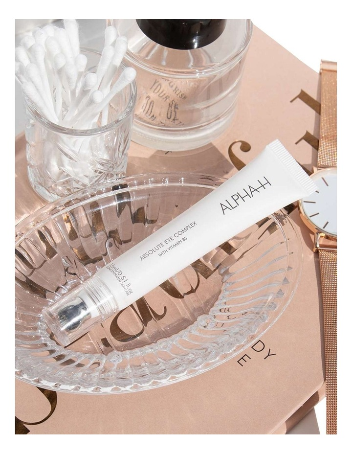 Absolute Eye Serum with Hyaluronic Acid image 4
