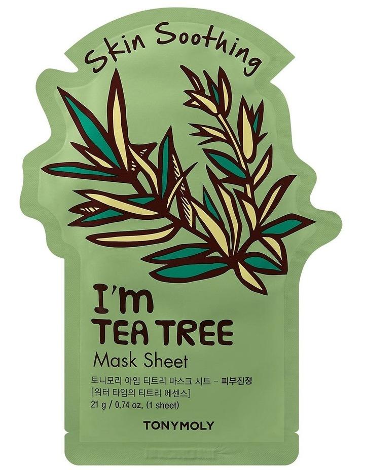 Tonymoly I'm Tea Tree Mask Sheet image 1
