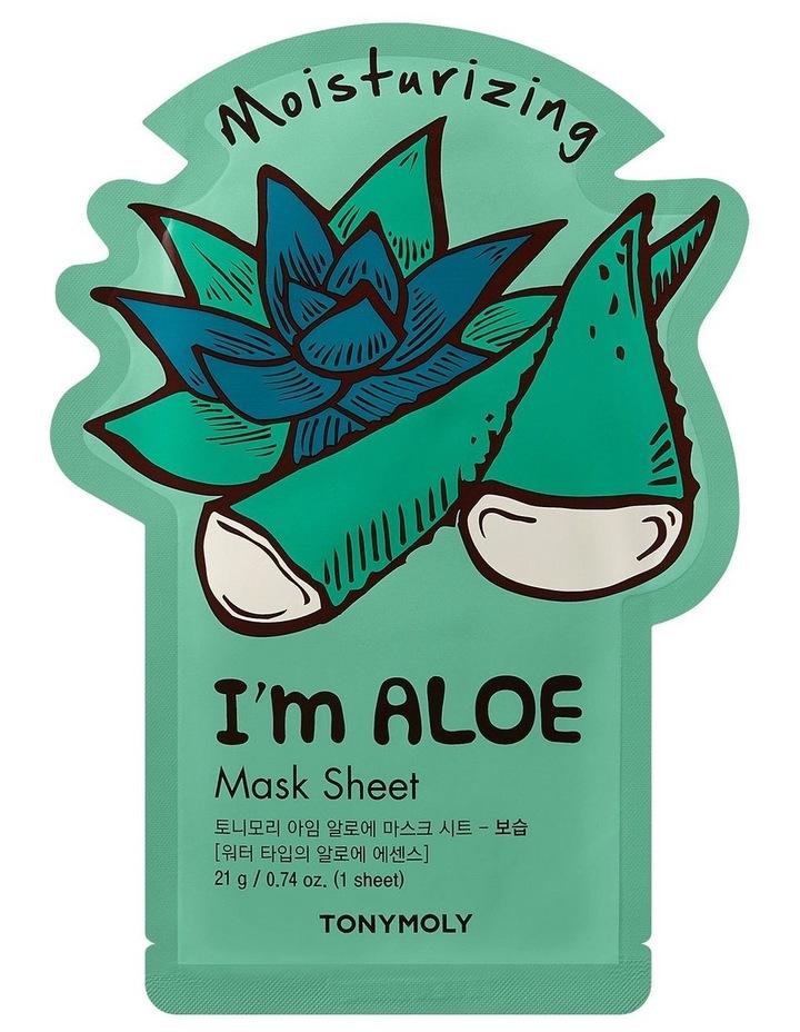 Tonymoly Aloe Mask Sheet image 1