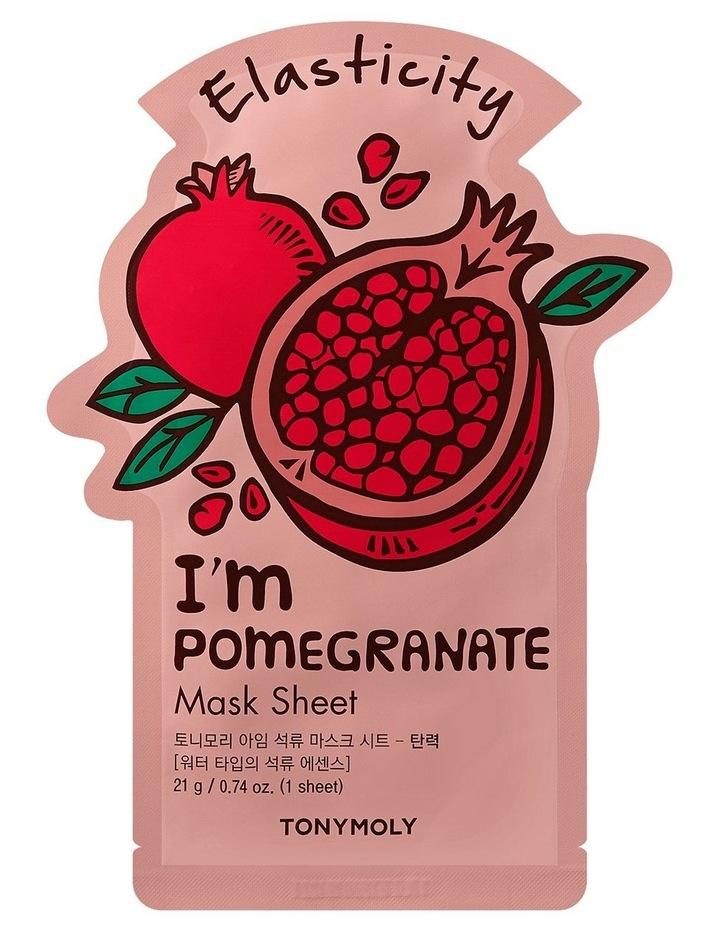 Im Pomegranate Mask Sheet image 1