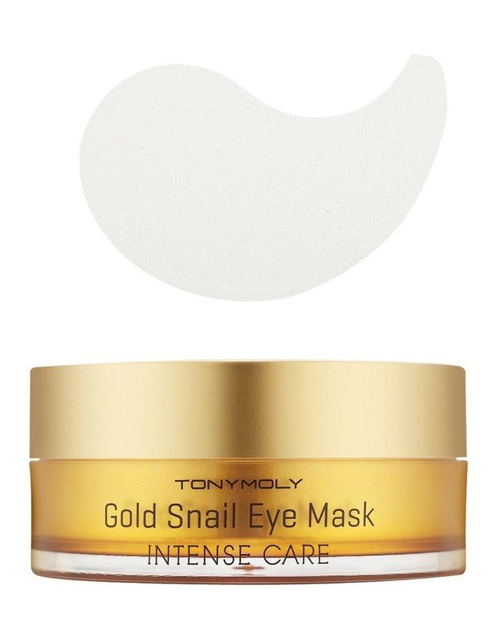Tonymoly Gold Snail Eye Mask image 1