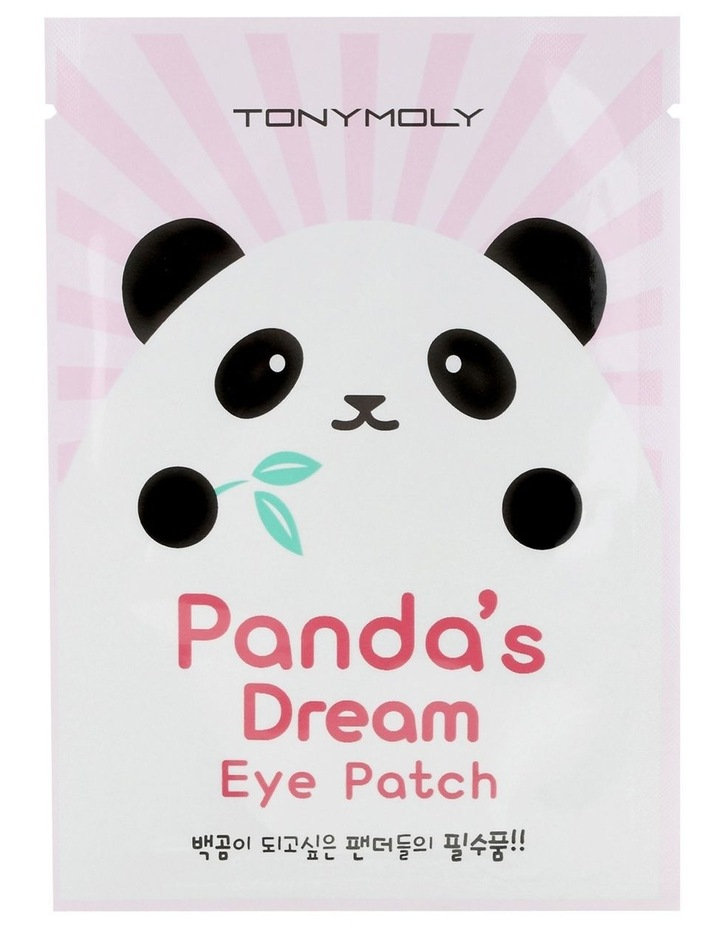 Tonymoly Panda's Dream Eye Patch image 1