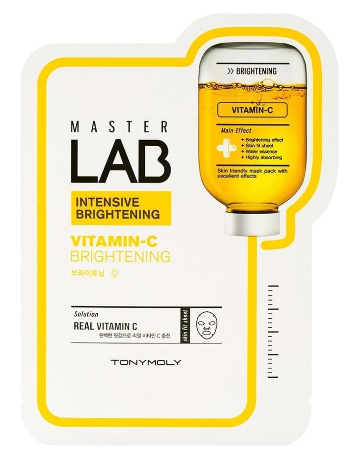 Tonymoly Master Lab Vitamin C Mask image 1