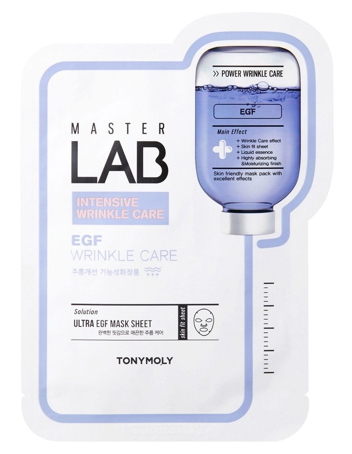 Tonymoly Master Lab EGF Mask image 1